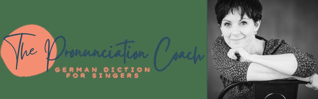 Angela Braun German pronunciation coaching for singers and choirs