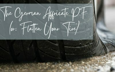 The German Affricate PF (or: Flatten Your Tire)